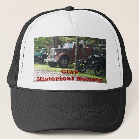 Clay Histor... Cap