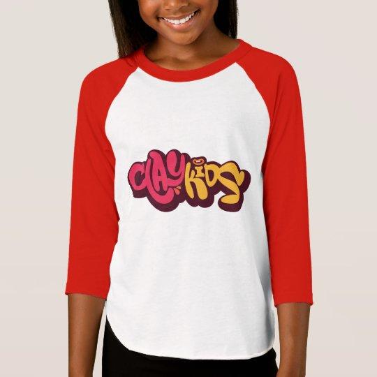Clay Kids - Small T-Shirt