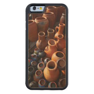 Clay Pots, Hazyview, Mpumalanga, South Africa Carved Maple iPhone 6 Bumper Case