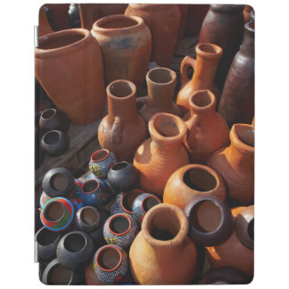 Clay Pots, Hazyview, Mpumalanga, South Africa iPad Cover