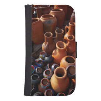 Clay Pots, Hazyview, Mpumalanga, South Africa Samsung S4 Wallet Case