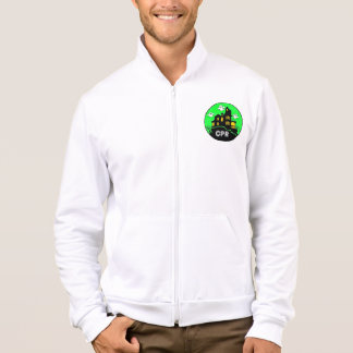 Clayton Paranormal Fleece Jacket