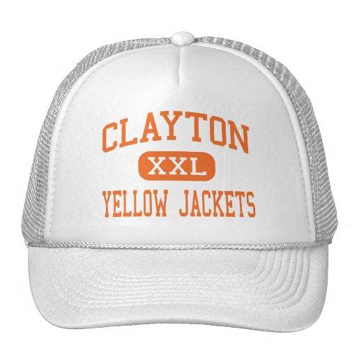 Clayton - Yellow Jackets - Junior - Clayton Mesh Hats