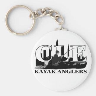 CLE Kayak Anglers Keychain