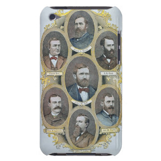 Cle Kings of the American West, c.1880 (engravi Barely There iPod Cases
