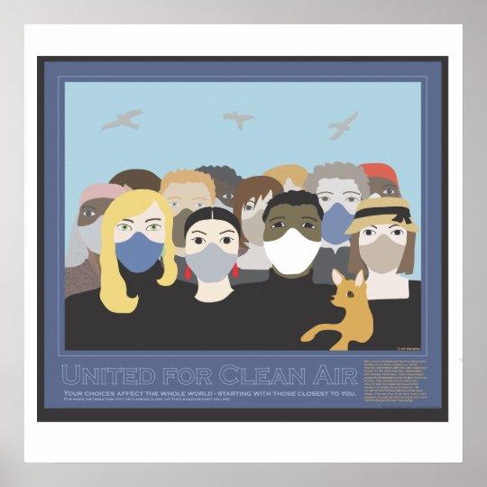 Clean Air Poster