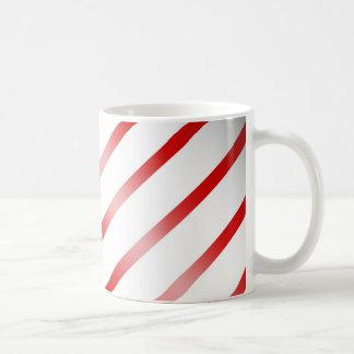 Clean Candy Cane Mugs