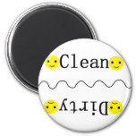 Clean-Dirty Dishwasher Magnets