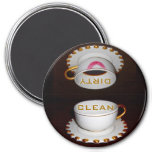 Clean Dirty Dishwasher Reminder