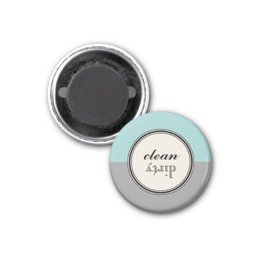 Clean Dirty Indicator Dishwasher Magnet