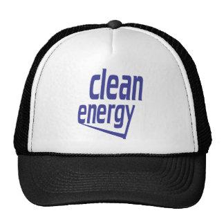 Clean energy cap