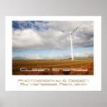 Clean Energy III Print