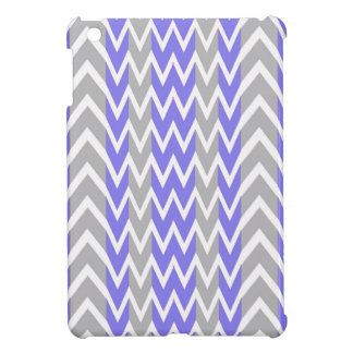 Clean Gray Chevron Humps iPad Mini Cover