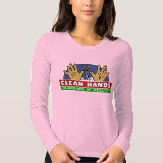 Clean hands! t-shirt