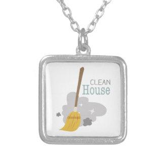 Clean House Pendant