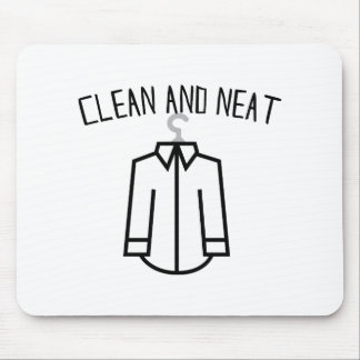 Clean & Neat Mousepads