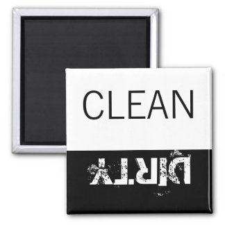 Clean or Dirty Magnets DIshwasher Labels
