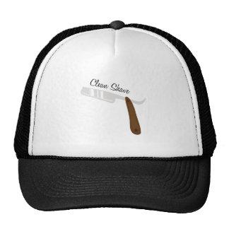 Clean Shave Trucker Hat