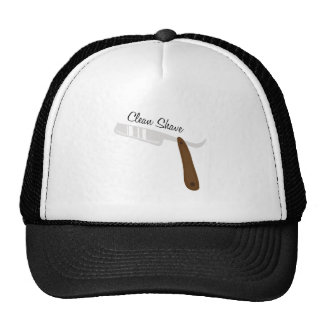 Clean Shave Mesh Hats