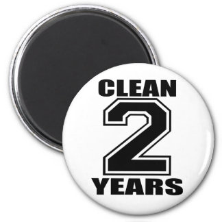 clean two years black magnet