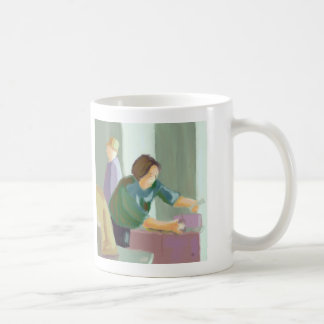 Clean Up at the Mall Coffee Mug