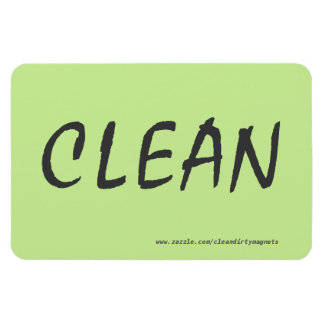 CLEAN - w/website address 4x6 rectangular Magnet