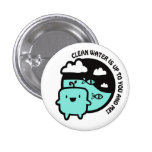 Clean water pin
