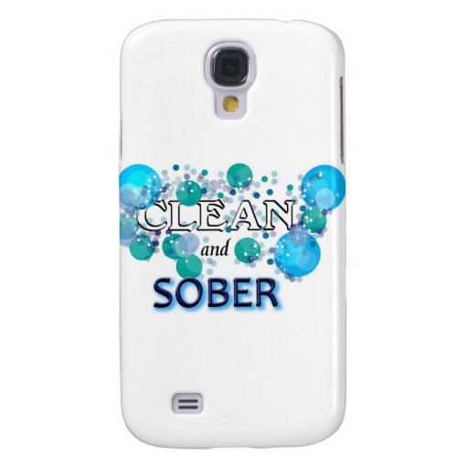 CleanandSOBER.jpg Galaxy S4 Cases