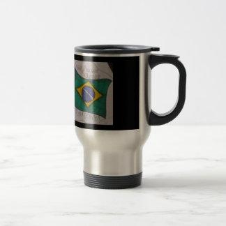 cleaning Brazil Travel Mug