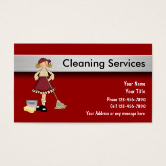 how to develop a cleaning business