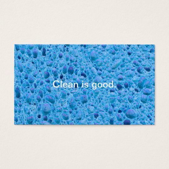 Cleaning service house cleaners maids fun sponge business