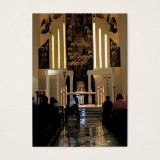 Cleansing Fire Colloquium Prayer Card