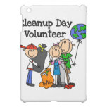 Cleanup Day Volunteer and Gifts iPad Mini Cases