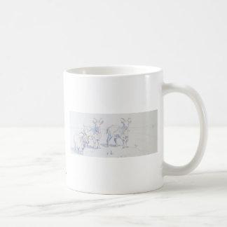 Clear air basic white mug