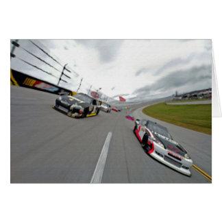 Clear Air Racing Stock Car Cards