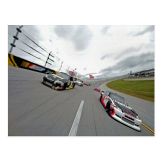 Clear Air Racing Stock Car PostCards