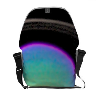 Clear and Hazy Gas Layers in Uranus' Atmosphere Messenger Bag