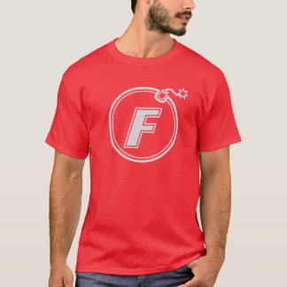 Clear as an F Bomb T-Shirt