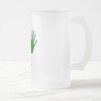 "Clear Beer Mug ""I Love my SL"""