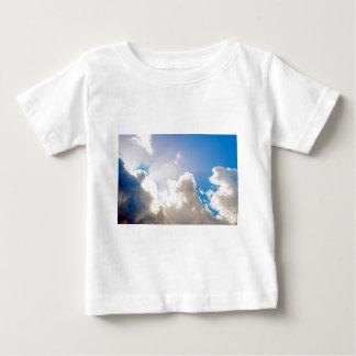 Clear Blue Sunburst T-shirt