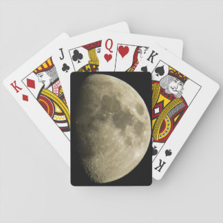 Clear Moon Playing Cards