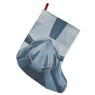 Clear Prop! Large Christmas Stocking