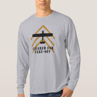 Cleared For Take Off T-Shirt