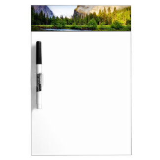 Clearing Storm Dry Erase Board
