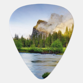 Clearing Storm Guitar Pick