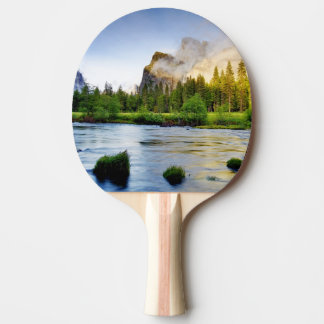 Clearing Storm Ping Pong Paddle
