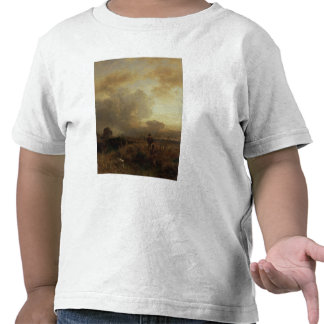 Clearing Thunderstorm in the Countryside, 1857 Tee Shirt