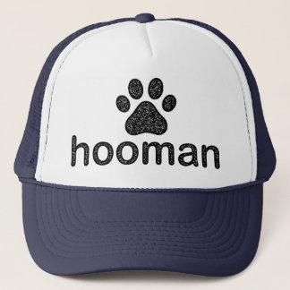 Clearly Hooman Dog Talk Cap