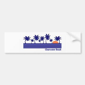 Clearwater Beach, Florida Bumper Sticker