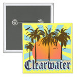 Clearwater Beach Florida FLA Pin